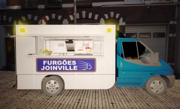 Lei Que Regulamenta Food Truck Em Joinville Entra Em Vigor